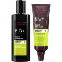 Cutrin BIO+ Clear Shampoo 200ml + Clear Peel Mask 75ml