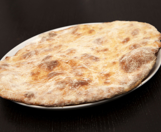 Pizza Dough: A pizza crust just like from a wood oven