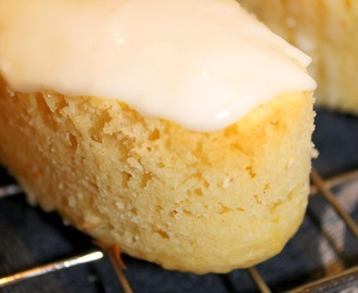 Mini Plumcake light al Limone