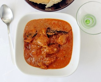 KORI GHASSI ( MANGALOREAN CHICKEN CURRY)