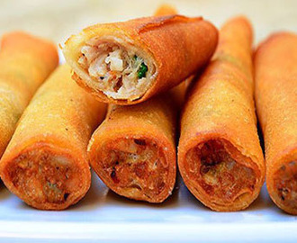 Fish Lumpia Recipe