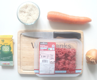 Recipe: Beef & Carrot Risotto & Win £100 to Spend on Food!