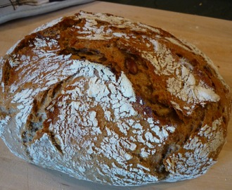 No Knead Bread - Brot ohne kneten Part 2