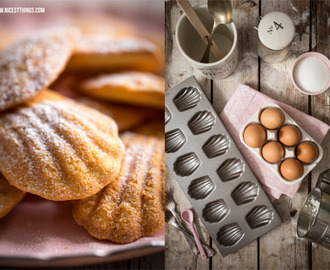Madeleines mit Thermomix-Variante & Food Photography Trends