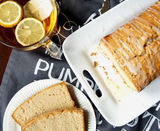 earl grey and lemon loaf