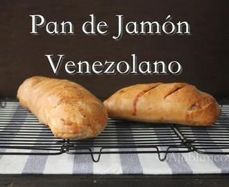 Pan de Jamón Venezolano {reto Bake The World} #BakeTheWorld