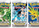 Pokemon platinum arceus booster