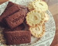 Homemade Bourbon Biscuits and Jammy Dodgers