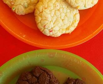 Kids in the Kitchen: Cake Mix Cookies II