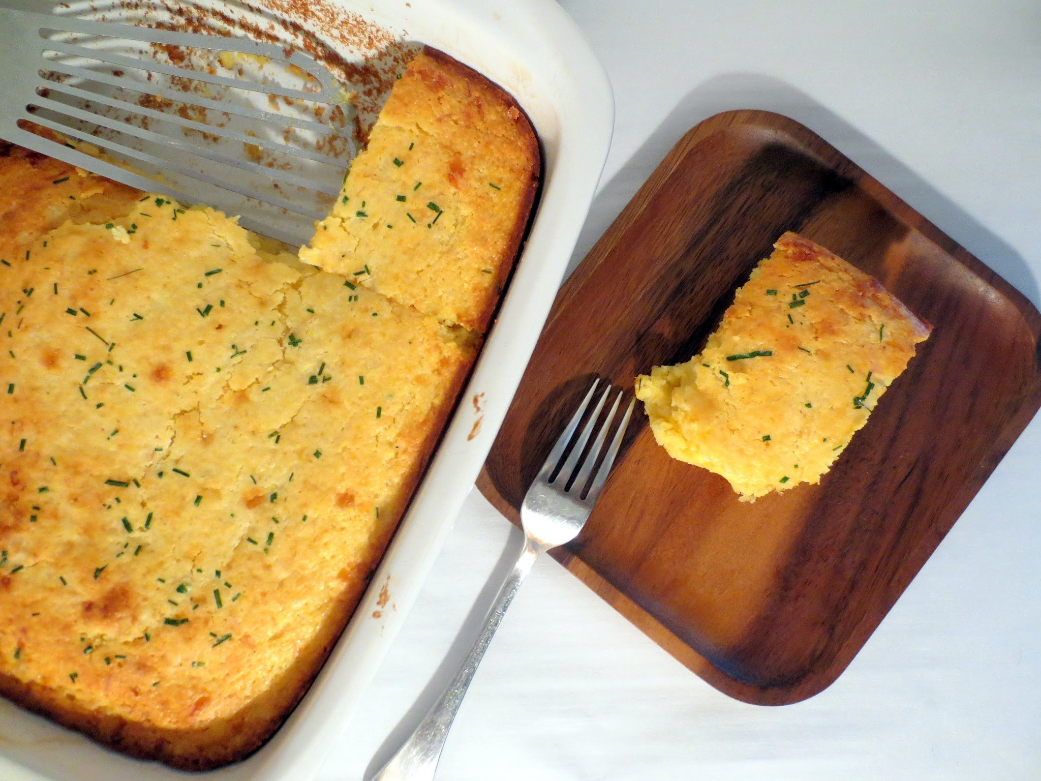 The Most Delicious and Moist Cornbread... EVER!