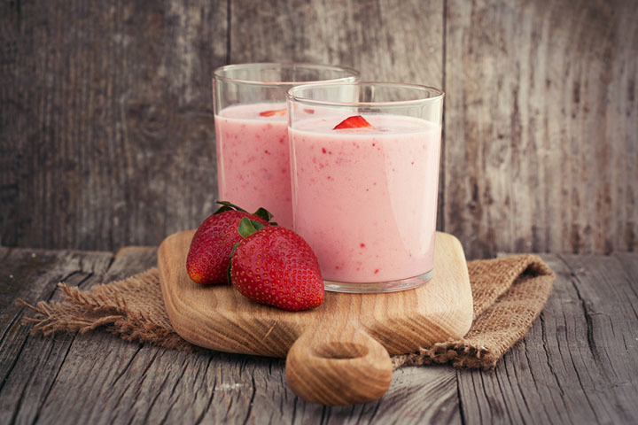 Smoothie Dessert Recipe For Christmas