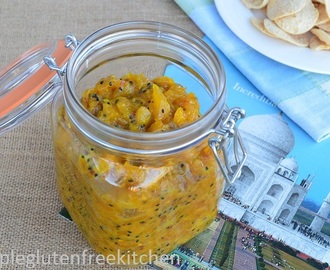 Make your own Mango Chutney