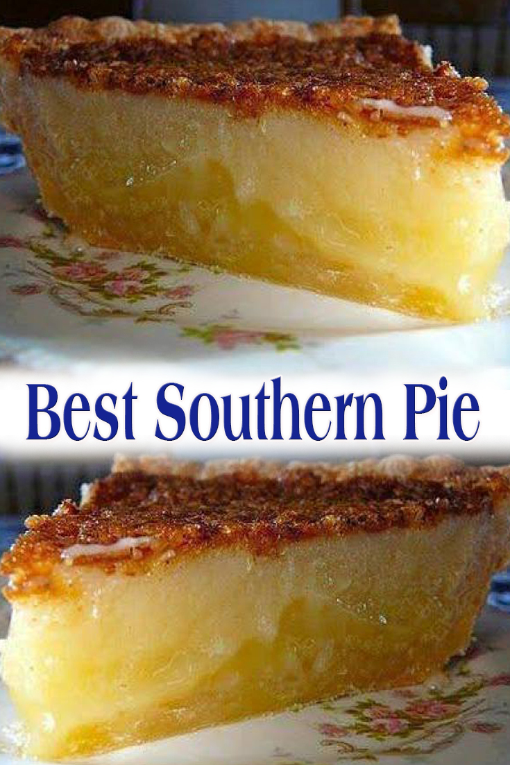 Best Southern Pie