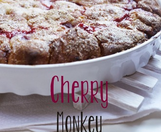 Cherry Monkey Bread
