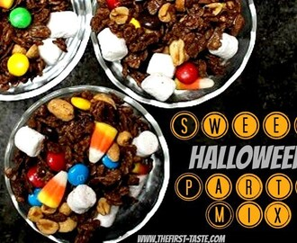 Sweet Halloween Party Mix