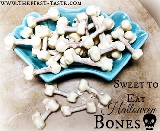 Sweet to Eat Halloween Bones