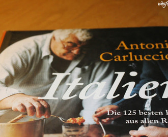 Un omaggio a Antonio Carluccio: Bucatini all'amatriciana