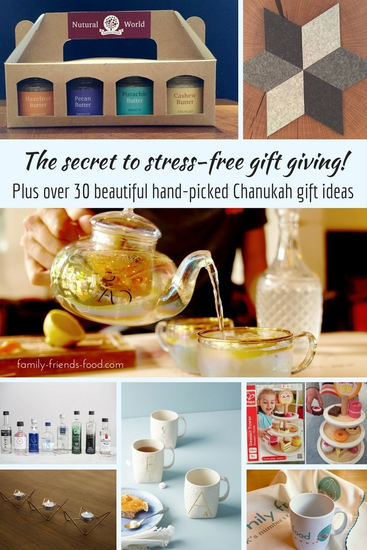 The secrets of stress-free gift giving! Plus over 30 hand-selected gift ideas