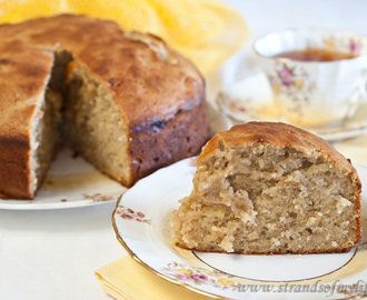 Banana Cake – Low Fodmap and Gluten-Free
