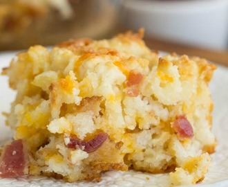 Bacon Cheese Butter Pan Biscuits » Call Me PMc