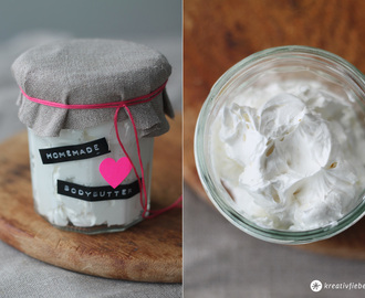 DIY Bodybutter