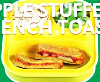 Apple Stuffed French Toast Recipe