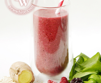 Be Berry Good to Yourself – Detox Smoothie
