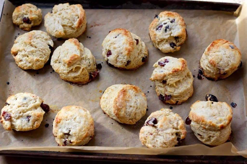 Two Biscuit Recipes