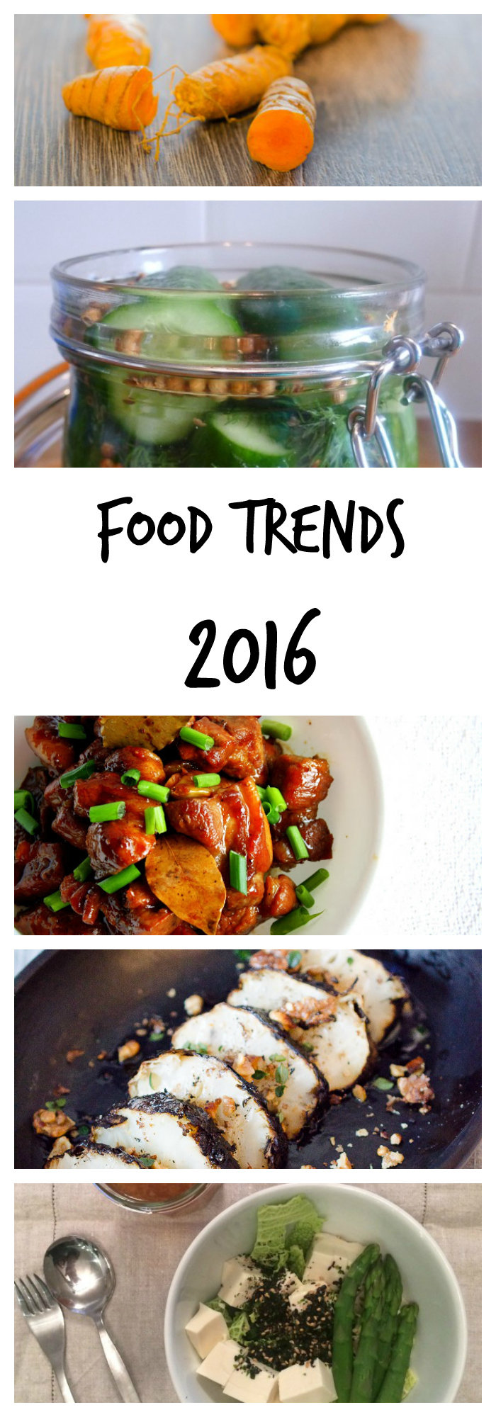 What's hot for 2016? Food Trends to look out for next year.