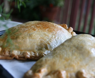 Chicken and Rice Empanadas