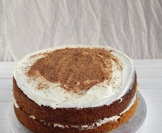 Carrot Cake (Thermomix y tradicional)