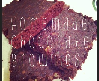 Healthy Brownies To Die For!