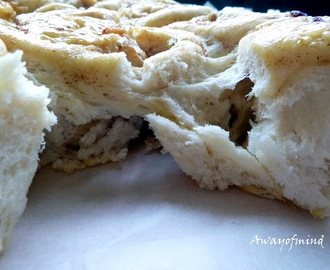 Chelsea Buns: Success with Gelatinized Dough 烫种面团