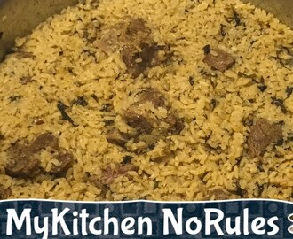 Dindigul Thalappakatti Mutton Biriyani in Tamil | How to make Mutton Dum Biryani