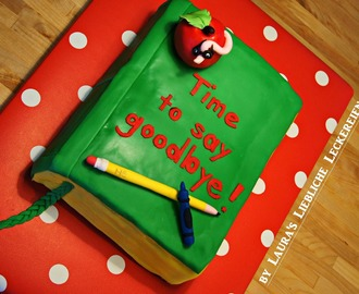 ♥ Piñata Cake alias Time to say goodbye Cake ♥