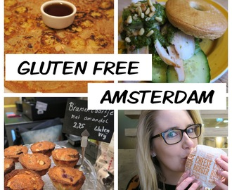 21 of the BEST places for Gluten Free in Amsterdam
