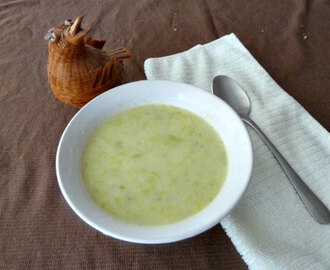 Leek and Potato Soup