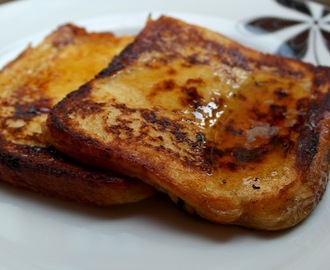 Armer Ritter aka the French Toast