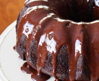 #BundtBakers. Chocolate expresso bundt cake