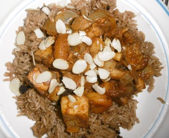 #KitchenClearout recipe : Pork & Apricot Curry