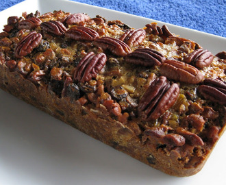 Christmas cake (Fruitcake)