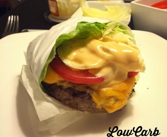 LowCarb*CheeseBurger