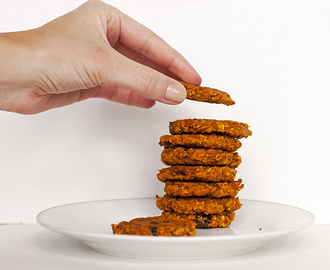 Sweet Potato Cookies - Style by Joules