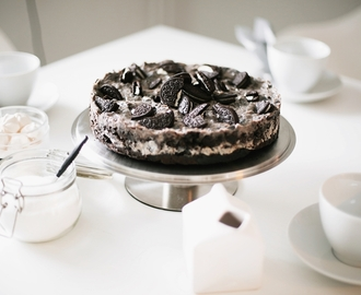 RECIPE: EASY OREO CHEESECAKE