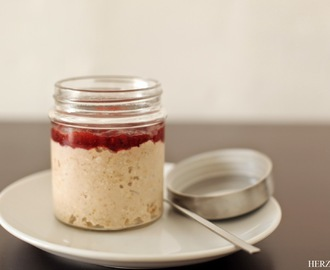 Chai Tea Overnight Oats {Breakfast Lovers #5}