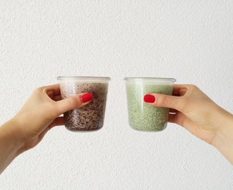 How to make Chia Pudding - Basic, Chocolate, Matcha + Wo kauft man Chiasamen?