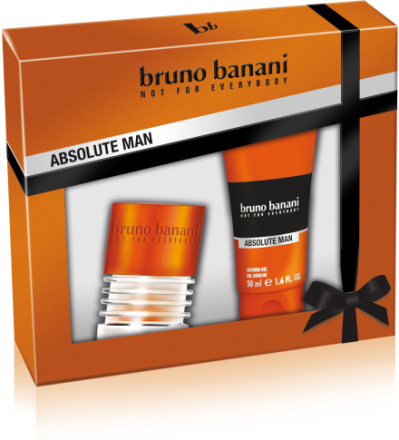 Bruno Banani Absolute Man Edt Giftset