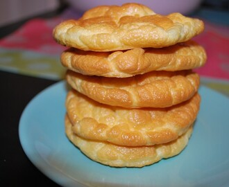 LE PAIN LE PLUS AÉRIEN POSSIBLE: LE CLOUD BREAD SANS GLUTEN