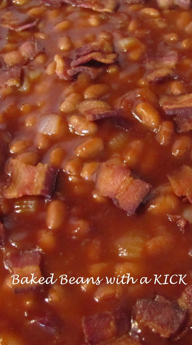 Baked Beans with a KICK