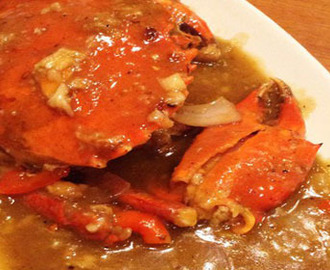 Butong With Crabs Recipe